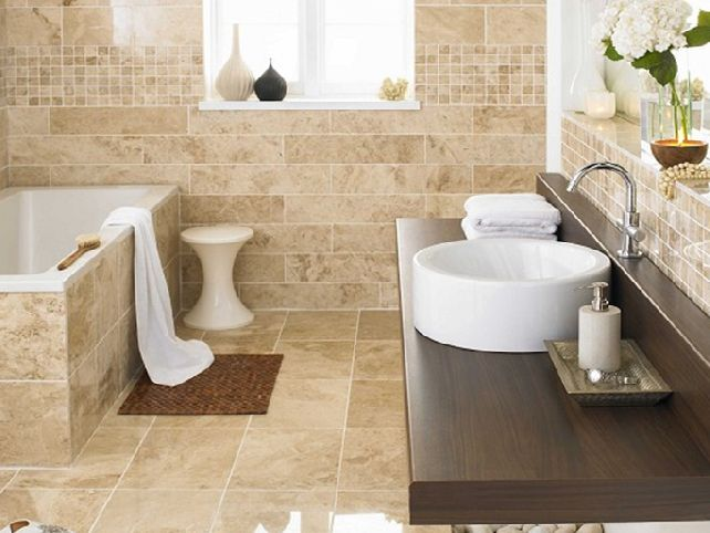Gallery Of Marble Tile With Marble Tiles Bathroom