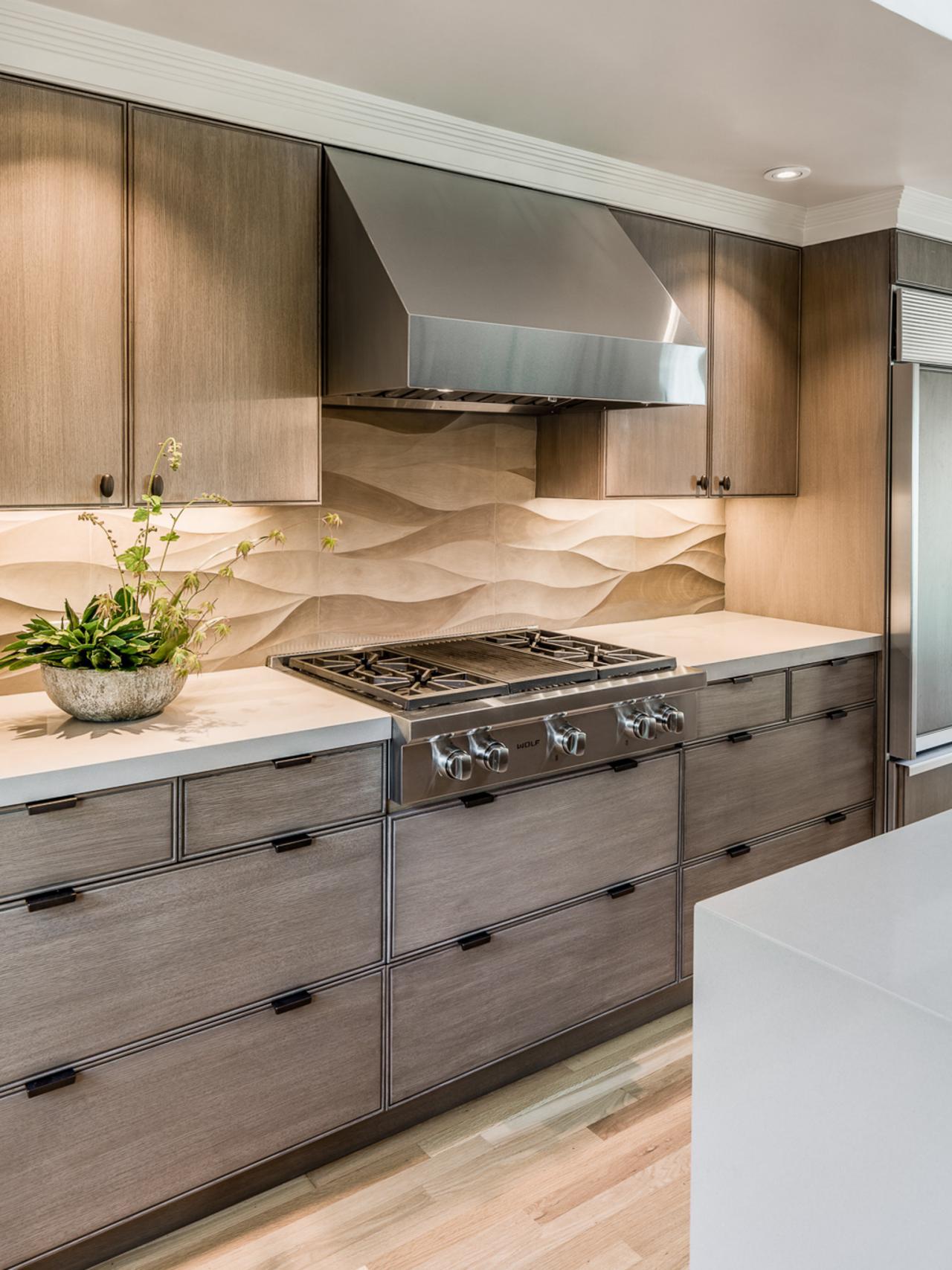 Limestone Kitchen Backsplash Natural Stone